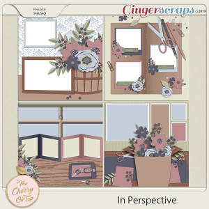 The Cherry On Top:  In Perspective Templates