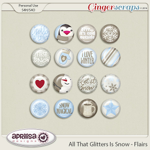 All That Glitters Is Snow - Flairs