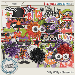 Silly Willy - Elements
