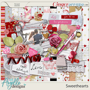 Sweethearts by Angelle Designs