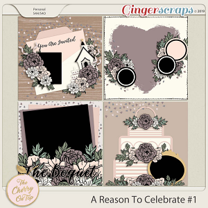 The Cherry On Top: A Reason To Celebrate 1 Templates