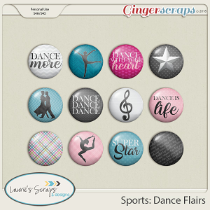 Sports: Dance Flairs