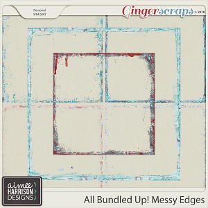 All Bundled Up Messy Edges by Aimee Harrison