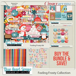 Feeling Frosty Collection Bundle