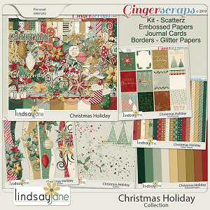 Christmas Holiday Collection by Lindsay Jane