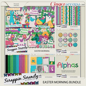 Easter Morning {Bundle}