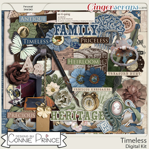 Timeless - Kit by Connie Prince