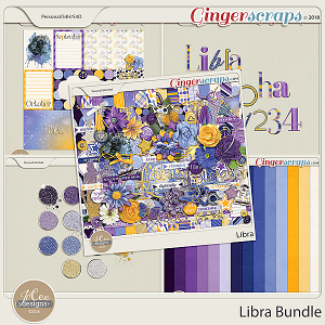 Libra Bundle by JoCee Designs