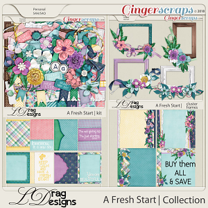 A Fresh Start: The Collection by LDragDesigns
