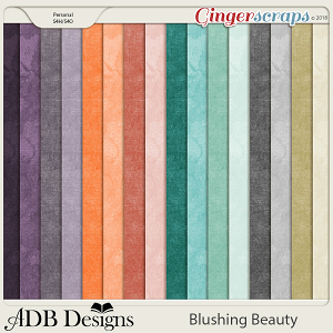 Blushing Beauty Cardstock Solids