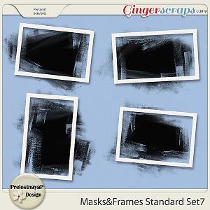 Masks&Frames Standard Set7