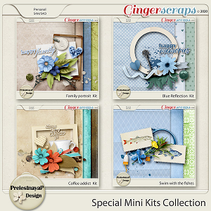 Special Mini Kits Collections