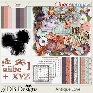 Antique Love Bundle
