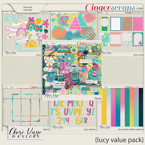 Lucy Value Pack by Chere Kaye Designs