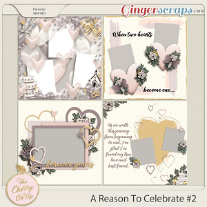 The Cherry On Top: A Reason To Celebrate #2 Templates