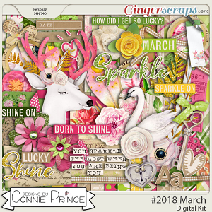 #2018 March - Kit by Connie Prince