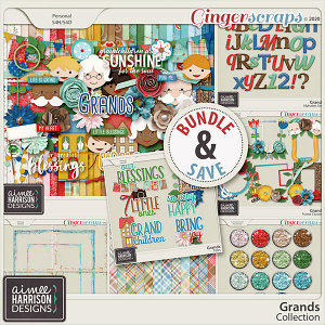 Grands Collection by Aimee Harrison
