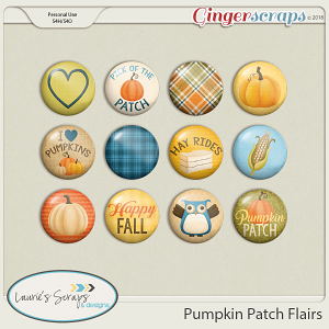 Pumpkin Patch Flairs