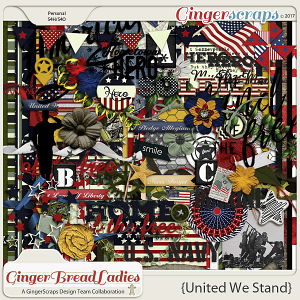 GingerBread Ladies Collab: United We Stand