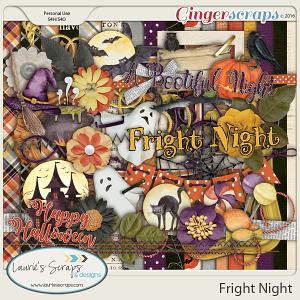 Fright Night - Page Kit
