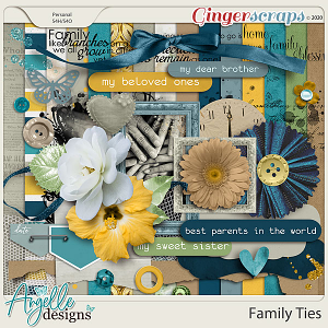 Family Ties by Angelle Designs