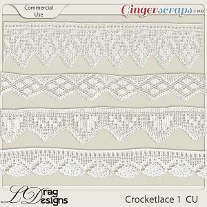 Crocketlace 1 CU by LDragDesigns