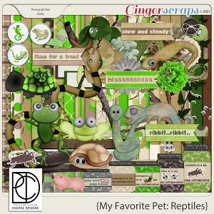 My Favorite Pet: Reptiles