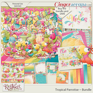 Tropical Parrotise Bundle