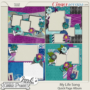 My Life Song - Quick Pages