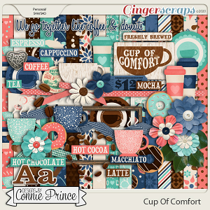 Cup Of Comfort - Kit by Connie Prince