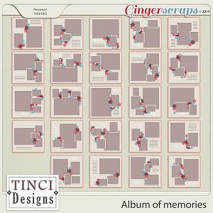 Album of memories
