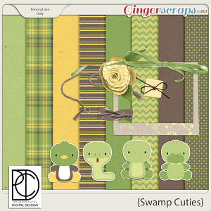 Swamp Cuties