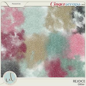 Rejoice Glitter by Ilonka's Designs