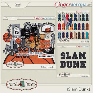 Slam Dunk Kit by Scraps N Pieces