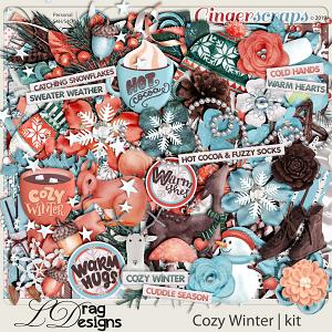 Cozy Winter by LDragDesigns