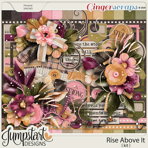 Rise Above It {Kit} by Jumpstart Designs