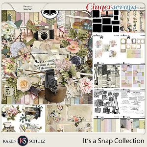 Its a Snap Collection by Snickerdoodle Designs and ADB Designs