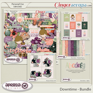 Downtime - Bundle by Aprilisa Designs