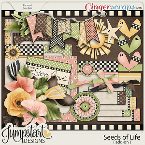 Seeds of Life {Add-On} by Jumpstart Designs