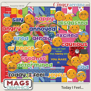 Today I Feel by MagsGraphics