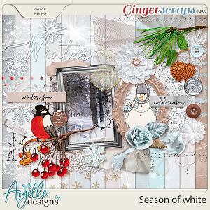 Season of white by Angelle Designs