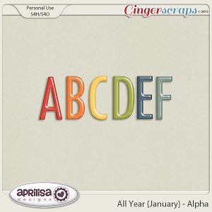 All Year {January} - Alpha