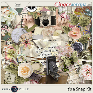 Its a Snap Kit by Karen Schulz and ADB Designs