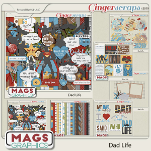 Dad Life BUNDLE by MagsGraphics