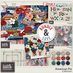 American Pie Collection by Aimee Harrison