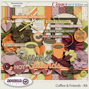 Coffee & Friends - Kit