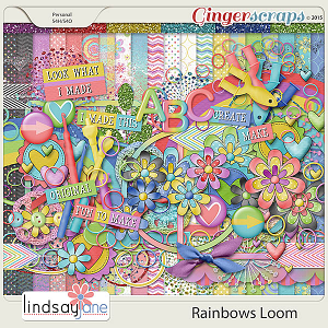 Rainbows Loom by Lindsay Jane