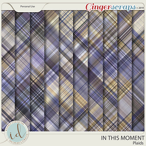 In This Moment Plaids by Ilonka's Designs