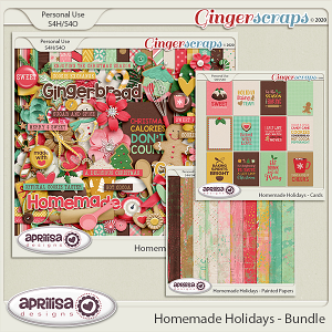 Homemade Holidays - Bundle