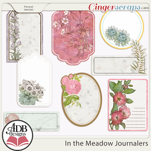 In the Meadow Journalers by ADB Designs